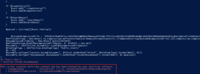 Bypass AMSI in PowerShell #bypass #amsi #powershell