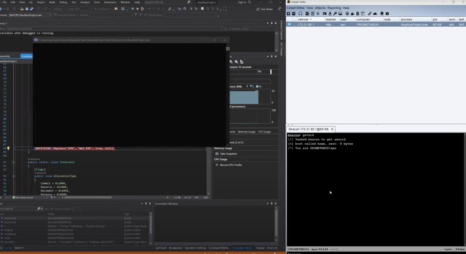 Weird Ways to Run Unmanaged Code in .NET